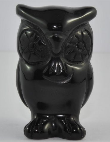 Obsidian Owl Wishing Well Hobart