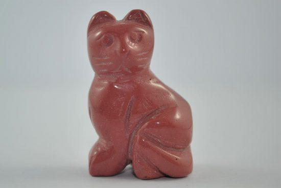 Rhodonite Cat Wishing Well Hobart