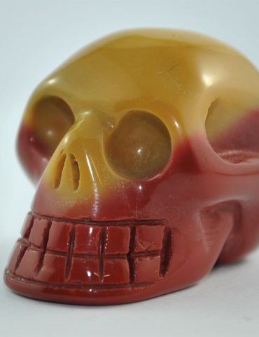 Mookaite Skull Wishing Well Hobart