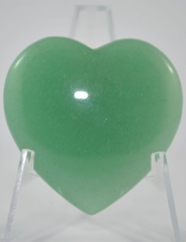 Aventurine Heart Wishing Well Hobart