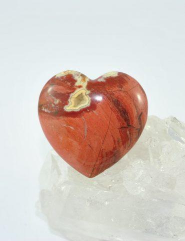 Red Jasper Heart Wishing Well Hobart