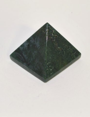 Moss Agate Pyramid Wishing Well Hobart