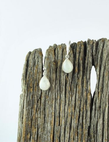 Moonstone Earrings Wishing Well Hobart