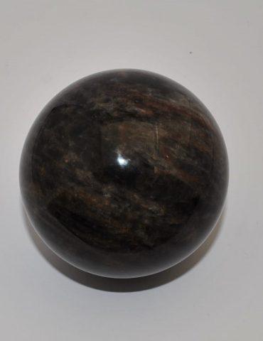 Black Moonstone Sphere Wishing Well Hobart
