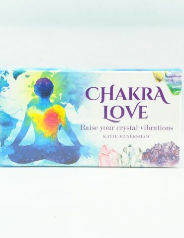 Chakra Love Cards Wishing Well Hobart