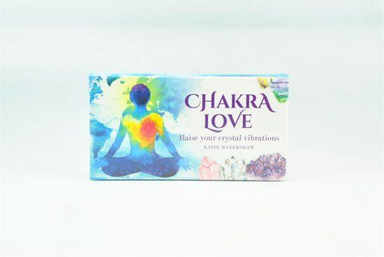 Chakra Love Cards Wishing Well Hobart