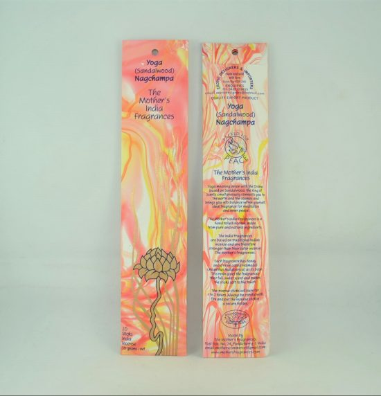 The Mother India Fragrances Incense Wishing Well Hobart