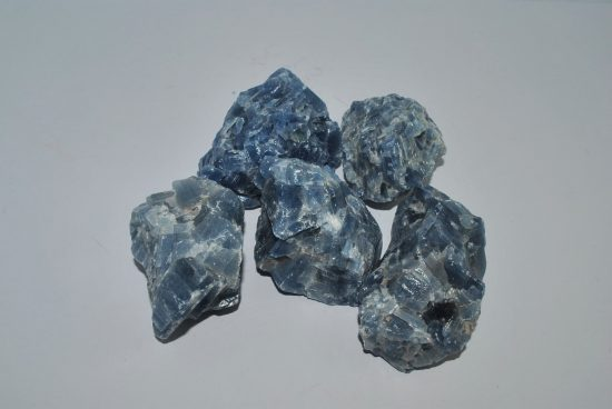 Blue Calcite Wishing Well Hobart
