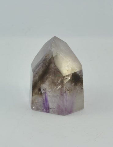 Amethyst Smoky Quartz Crystal Generator Wishing Well Hobart