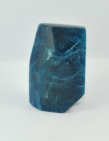 Blue Apatite Crystal Free Form Wishing Well Hobart