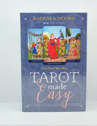 Tarot made Easy Barbara Moore