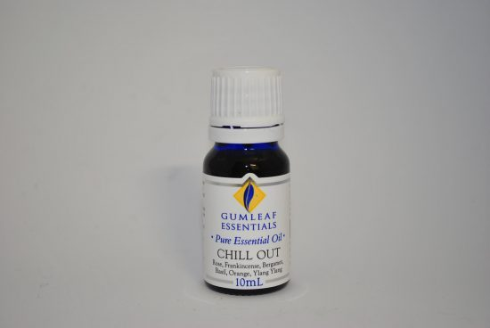 Gumleaf Essentials Pure Essential Oil Chill Out Wishing Well Hobart