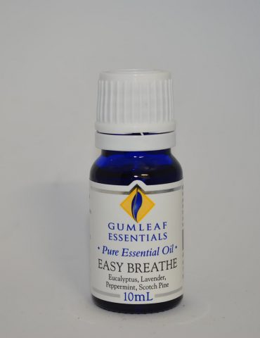 Gumleaf Essentials Pure Essential Oil Easy Breathe Wishing Well Hobart