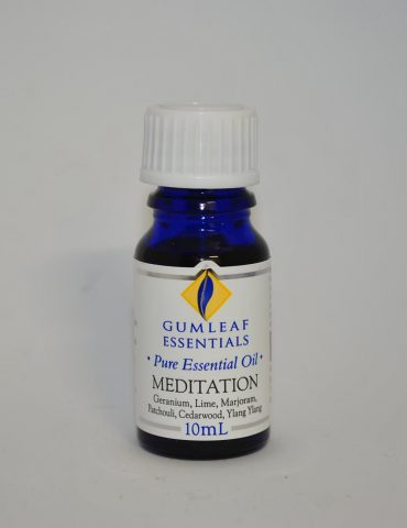 Gumleaf Essentials Pure Essential Oil Meditation Wishing Well Hobart