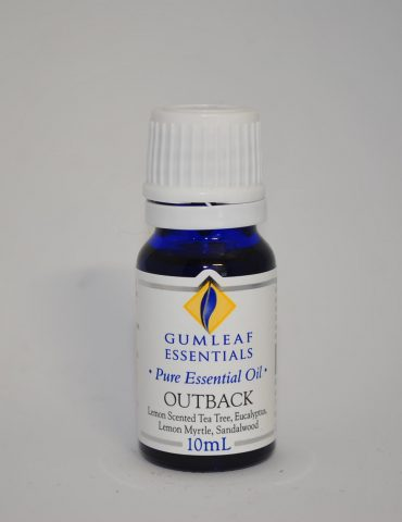 Gumleaf Essentials Pure Essential Oil Outback Wishing Well Hobart