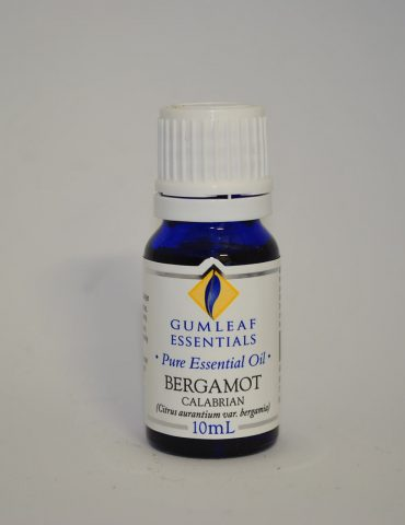 Gumleaf Essentials Pure Essential Oil Bergamot Wishing Well Hobart