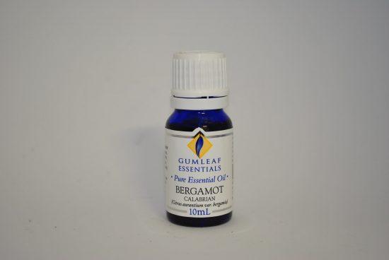 Gumleaf Essentials Pure Essential Oil Bergamot Wishing Well Hobart