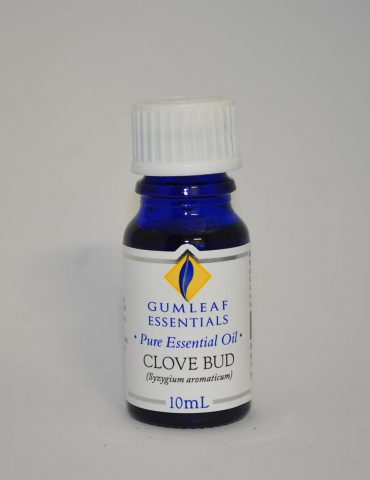 Gumleaf Essentials Pure Essential Oil Clove Bud Wishing Well Hobart