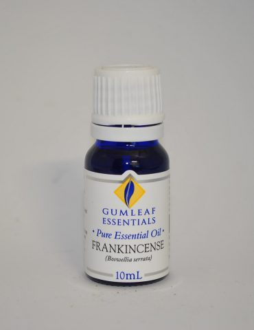 Gumleaf Essentials Pure Essential Oil Frankincense Wishing Well Hobart