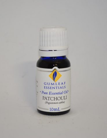Gumleaf Essentials Pure Essential Oil Patchouli Wishing Well Hobart