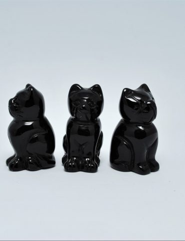 Obsidian Cat