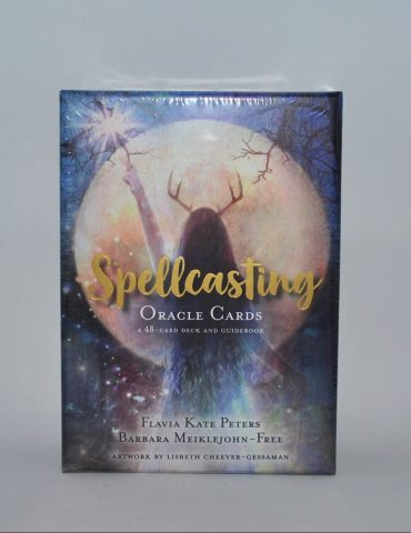 Spellcasting Oracle Cards Wishing Well Hobart