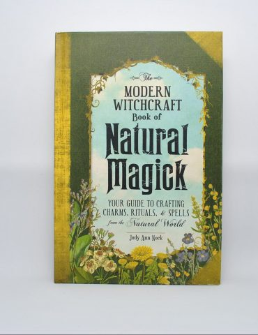 Modern Witchcraft Book of Natural Magick Wishing Well Hobart