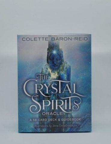 The Crystal Spirits Oracle Wishing Well Hobart