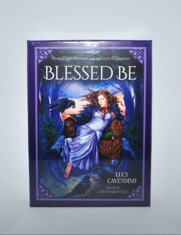 Blessed Be Mystical Celtic Blessing Cards