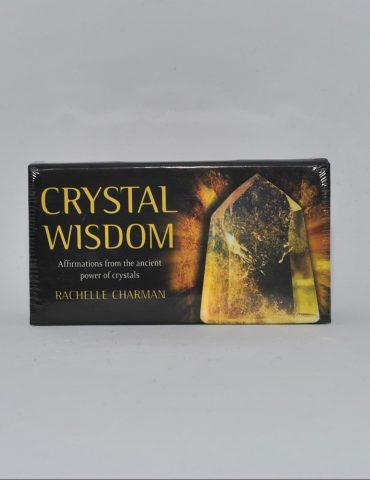 Crystal Wisdom Affirmation Cards