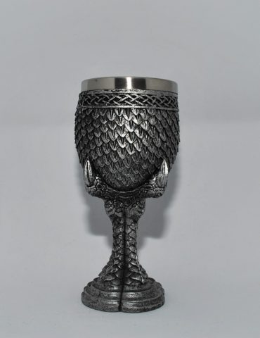 Dragon Claw resin goblet