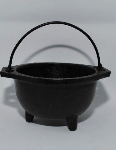 Cast Iron 3 Leg Pot