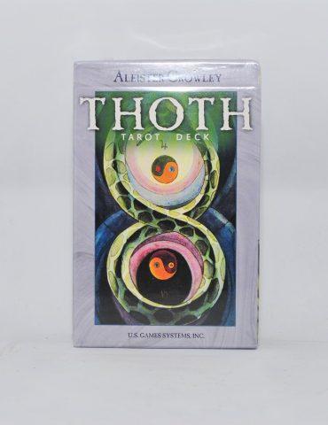 Thoth Tarot Deck small
