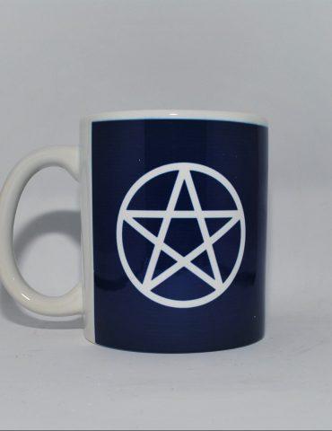 Pentagram Mug