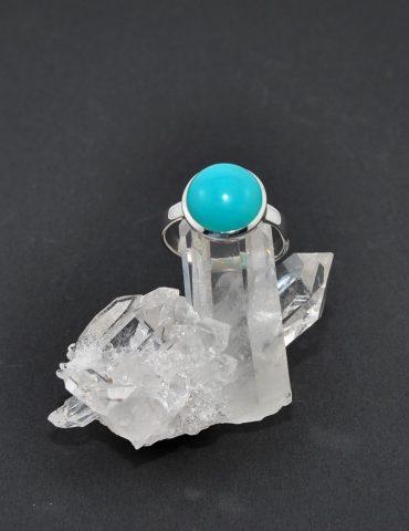 Amozonite Ring