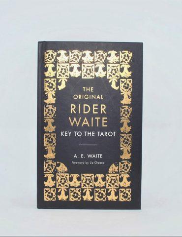 The Original Rider Waite Key to the Tarot