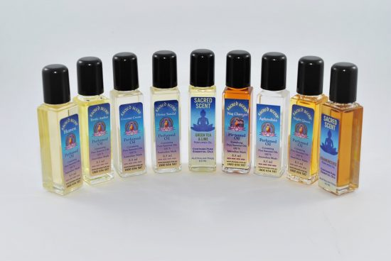 Sacred Scent Perfumed Oil