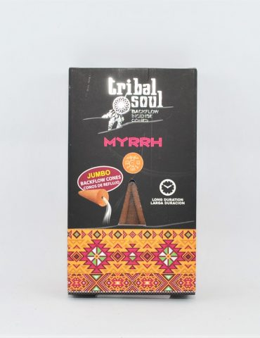 Myrrh Backflow Incense Cones