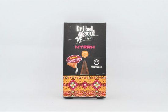 Myrrh Backflow Incense Cones