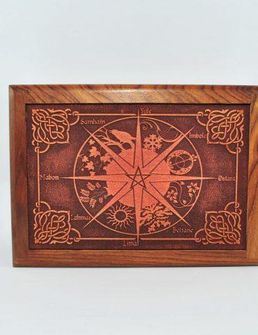 Pagan Calendar Tarot Box