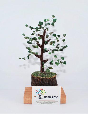 Aventurine Crystal Tree