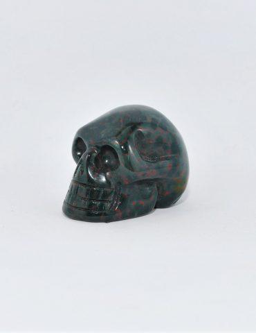 Bloodstone Skull
