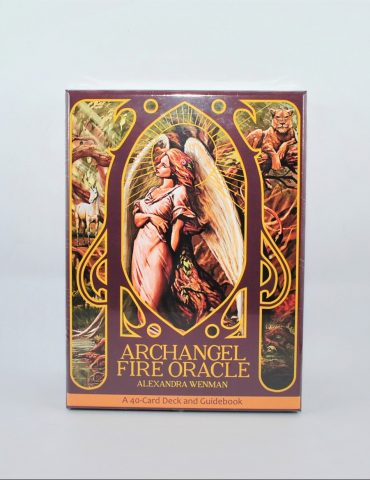 Archangel Fire Oracle Cards